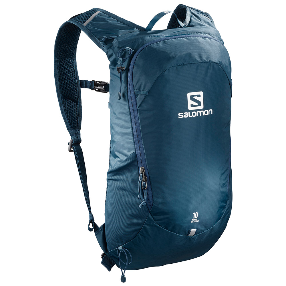 살로몬 SS19 트레일블레이저 10 SALOMON TRAILBLAZER 10 Poseidon/Ebony LC1085300